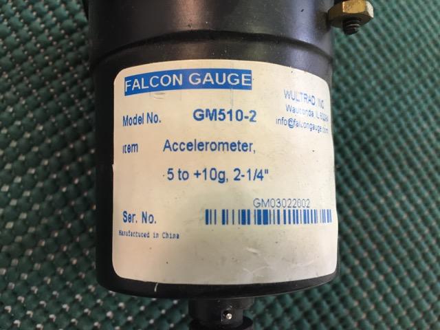 G meter, Accelerometer 1 of 2