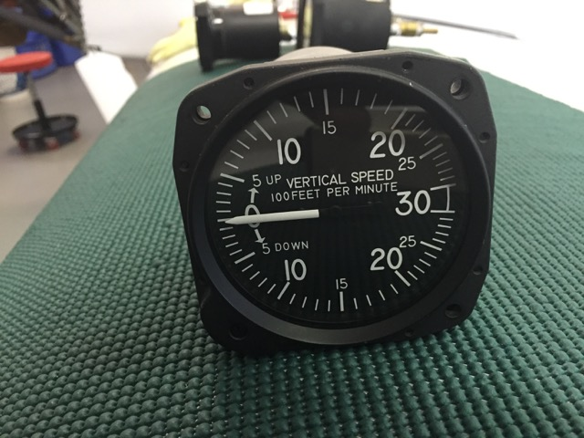 Vertical speed 1 of 2