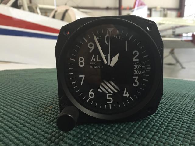 Altimeter 2 of 2