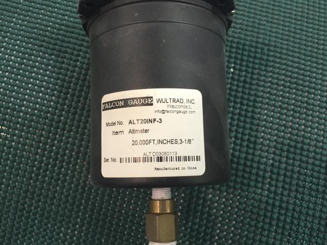 Altimeter 1 of 2